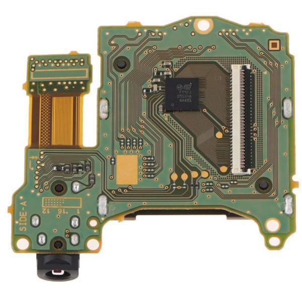 Nintendo Switch対応 ゲームカードスロット ソケットボード イヤホンジャック交換モジュール 互換品|synergy2|06