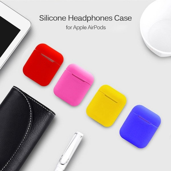 Apple AirPods 充電ケース用 シリコン 保護ケース synergy2 02