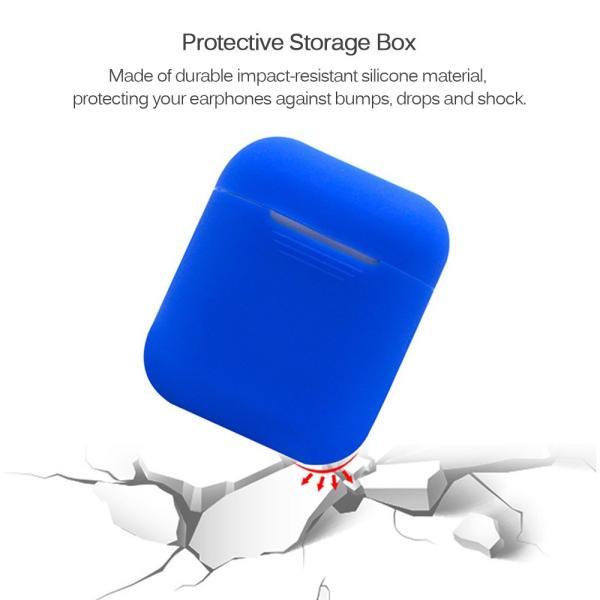 Apple AirPods 充電ケース用 シリコン 保護ケース synergy2 03