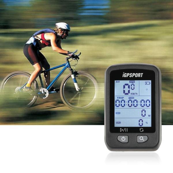 充電式 GPS サイクルコンピューター IPX6防水|synergy2