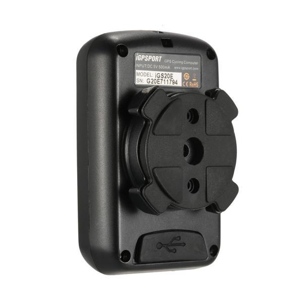 充電式 GPS サイクルコンピューター IPX6防水|synergy2|05