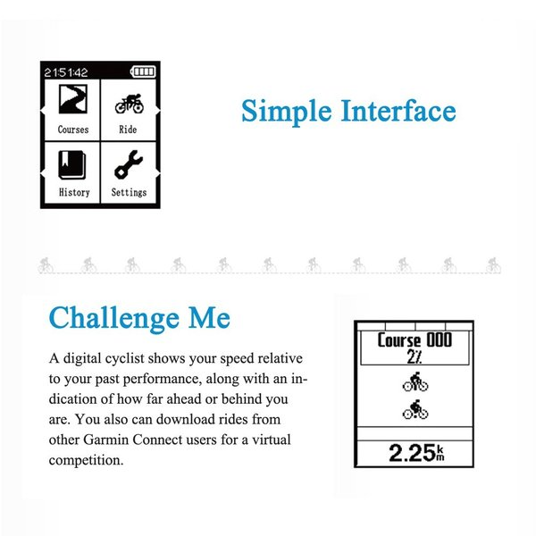 Garmin Edge 200 GPS サイクルコンピューター|synergy2|08