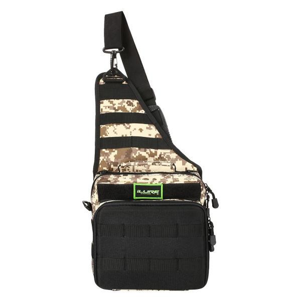 iLURE フィッシングタックルバッグ バックパック クロスボディー メッセンジャー スリングバッグ|synergy2|11