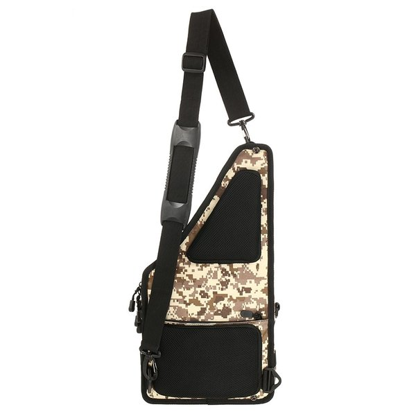 iLURE フィッシングタックルバッグ バックパック クロスボディー メッセンジャー スリングバッグ|synergy2|12