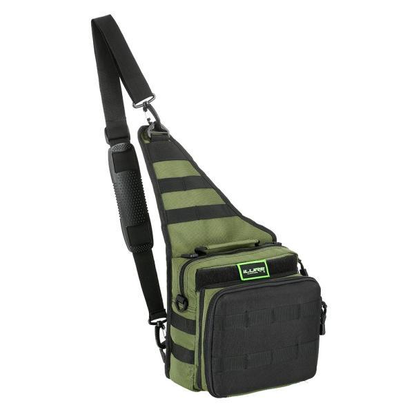 iLURE フィッシングタックルバッグ バックパック クロスボディー メッセンジャー スリングバッグ|synergy2|14