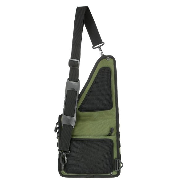 iLURE フィッシングタックルバッグ バックパック クロスボディー メッセンジャー スリングバッグ|synergy2|15