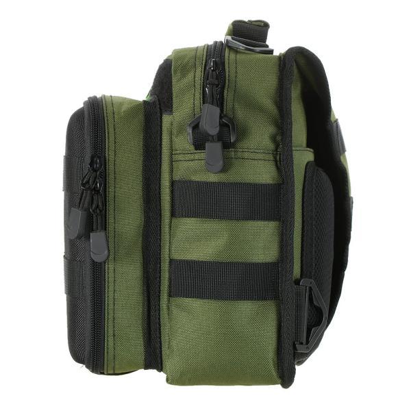 iLURE フィッシングタックルバッグ バックパック クロスボディー メッセンジャー スリングバッグ|synergy2|16