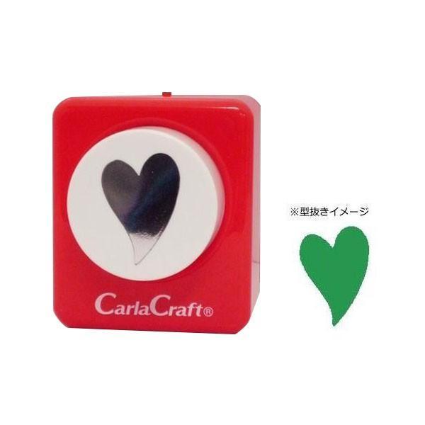 Carla Craft(カーラクラフト) ミドルサイズ クラフトパンチ スィートハート
