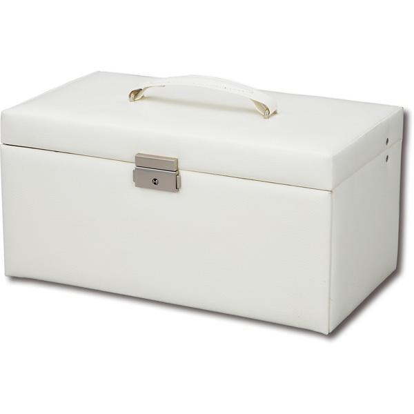 ユーパワー Sweet Jewelry Box スウィートジュエリーボックス LLサイズ ホワイト SB-07001