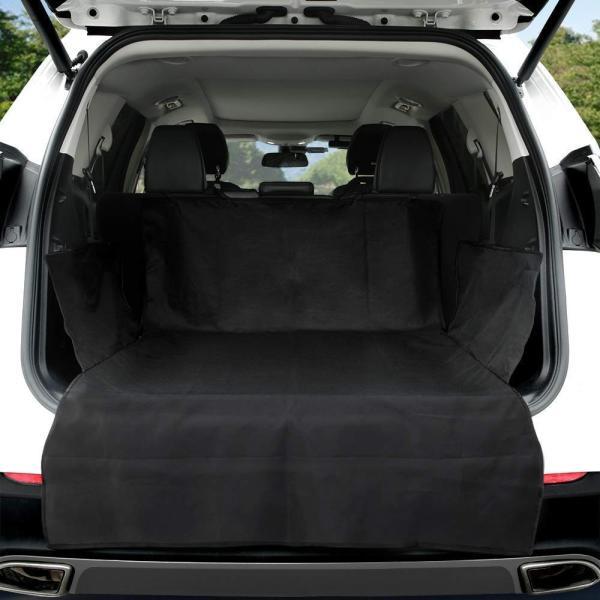 送料無料 ペット用ドライブシート 新型 トランクマット  ペットシート  車載カバー 防水 水洗い可能 取り付け簡単 折り畳み式 synergyselect