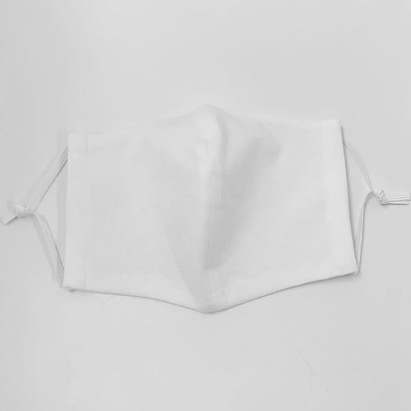 即納 2枚セット 日本製 洗って繰り返し使える オーガニック コットン マスク 安心の個別包装 synergyselect 03