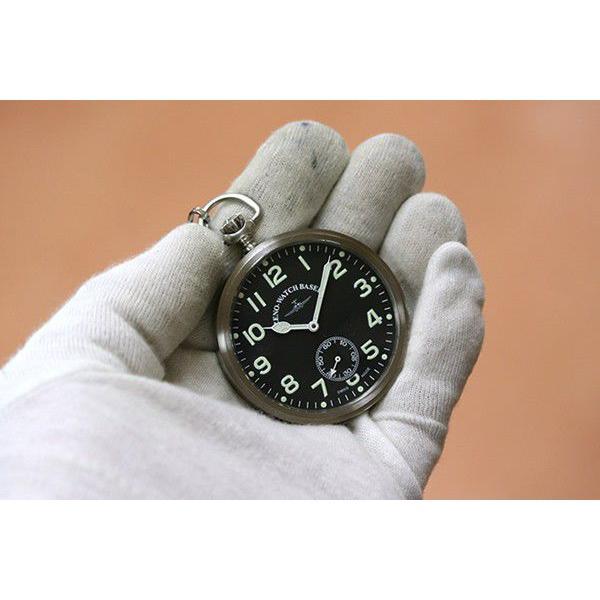 10倍ポイント/ZENOWATCH/ゼノウォッチ/懐中時計/手巻き式/3533-al-matt[正規輸入品]|syohbido-store|02