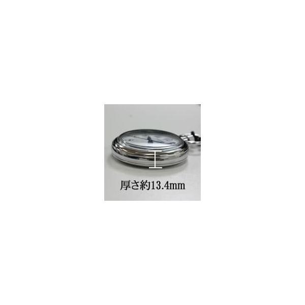 10倍ポイント/あすつく/セイコー鉄道時計SVBR003懐中時計|syohbido-store|04