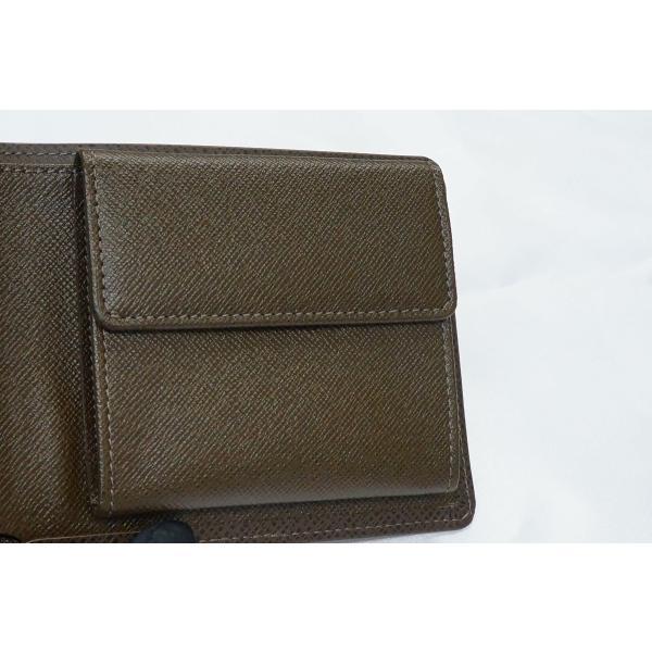 outlet store 79439 45dfc ★ルイヴィトン(Louis Vuitton) メンズ 財布 2つ折り財布 タイガ ポルトフォイユフロリン M31118 SAランク