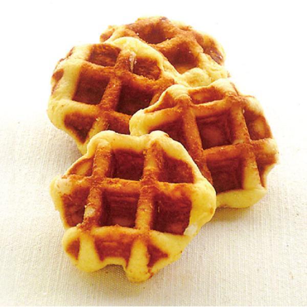冷凍食品 業務用 ベルギーワッフル S 焼成品 180g (10個入) 104215 人気商品 冷凍 洋菓子 デザート