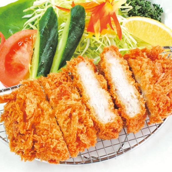冷凍食品 業務用 三元豚のロースカツ 120g×30枚入 11203 弁当 ケース販売 ボリューム感 とんかつ トンカツ 豚カツ 豚かつ カツ 揚げ物
