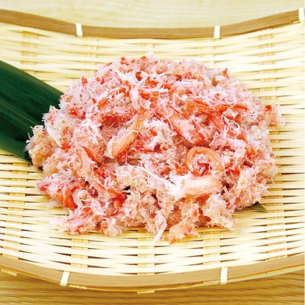 冷凍食品 業務用 紅ずわいがに棒くずれ 1kg 11448 弁当 サラダ 寿司ネタ 和食 中華 カニ 蟹 ズワイガニ ずわい蟹