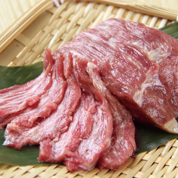 冷凍食品 業務用 馬肉 (生食用馬脂注入馬刺し) 100g 11599 弁当 ばさし 馬肉 刺身