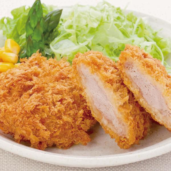 冷凍食品 業務用 味わいデリカ ヒレかつ 35g×60個入 (ケース) 11872 ケース販売 本格ヒレカツ 手作り感 とんかつ トンカツ 豚カツ 豚かつ フライ 揚物