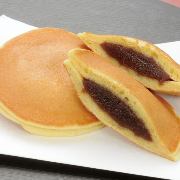 冷凍食品 業務用 しっとりどら焼 (こしあん) 40g×10個入 12217 文化祭 イベント和風デザート