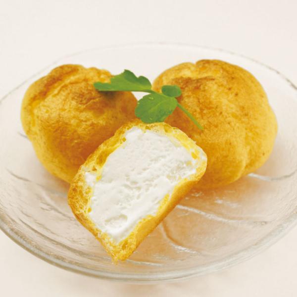 グルメ 冷凍食品 業務用 シューアイス バニラ 27g×15個入 12593 人気商品 アイス 洋菓子 スイーツ デザート 給食 おやつ