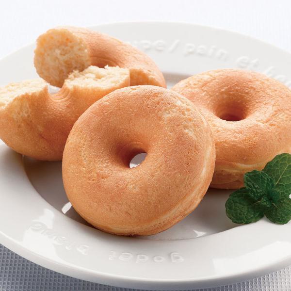 グルメ 冷凍食品 業務用 焼きドーナツ (豆乳) 30g×10個入 12818 ヘルシー どーなつ おやつ とうにゅう レンジ UDF区分容易にかめる
