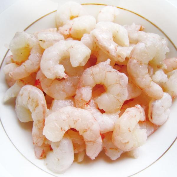 冷凍食品 業務用 天然むきえび 1kg (NET600g) L 12878 弁当 中華料理 炒め物 サラダ エビ 海老