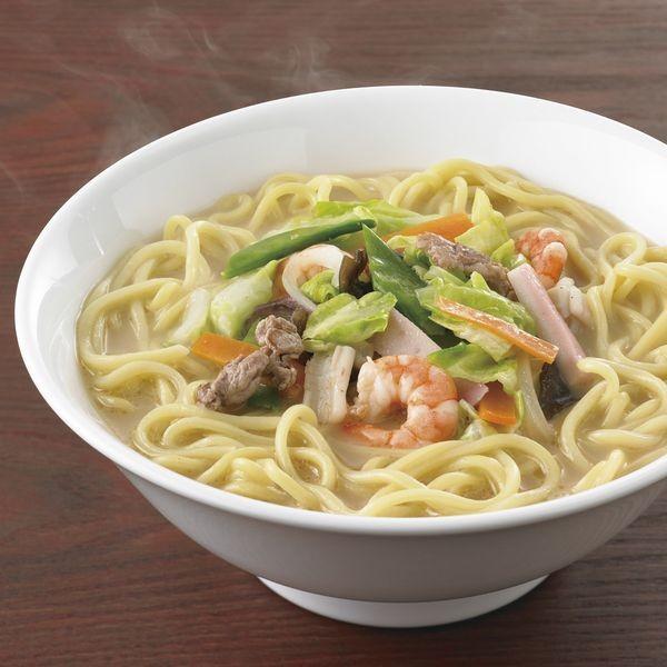 冷凍食品 業務用 麺始め チャンポン麺 200g×5食入 12899 弁当 麺のみ しっかりした食感 ちゃんぽん ラーメン