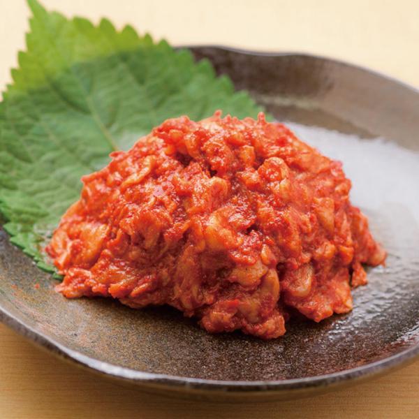 冷凍食品 業務用 チャンジャ 300g 13349 弁当 一品 惣菜 キムチ おかず中華 エスニック