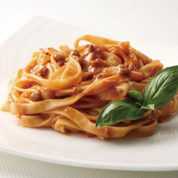 冷凍食品 業務用 Oliveto 生パスタ 新クリーミィボロネーゼ 1食 260g 13483 軽食 朝食 バイキング 簡単 温めるだけ 洋食 スパゲティ パスタ レンジ