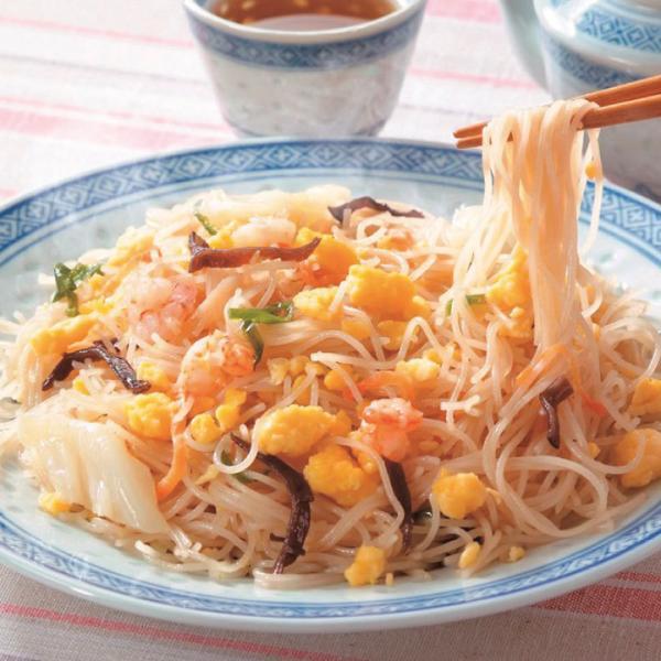 冷凍食品 業務用 エビ玉 ビーフン 1食 180g 13608 弁当 一品 惣菜 レンジ