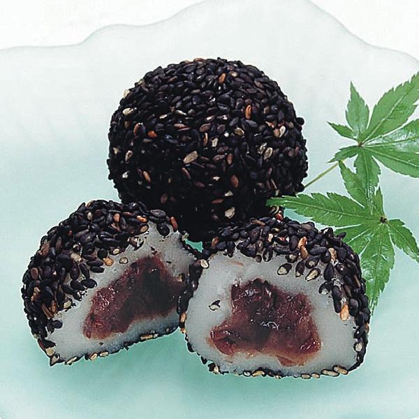 冷凍食品 業務用 黒ゴマだんご 20g×20個入 13985 ごまだんご 点心 団子 ダンゴ 和菓子 スイーツ ごま ゴマ 胡麻