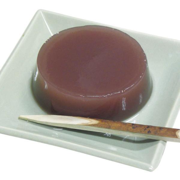 冷凍食品 業務用 HG水ようかん (こしあん) 60g×40個入 16081 ケース販売 個包装 和菓子 和風デザート 羊羹 和菓子