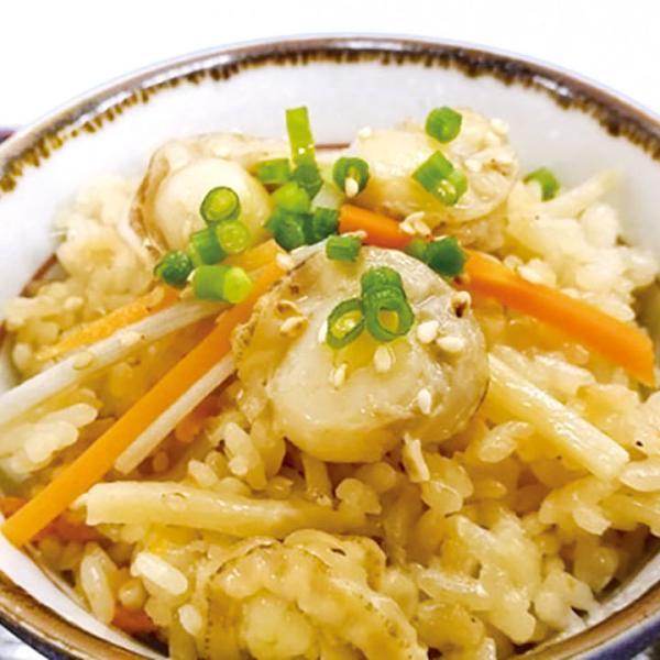 冷凍食品 業務用 ほたてご飯の素 (炊き込み用) 2合用 17337 弁当 冷凍 簡単調理 たきこみごはん
