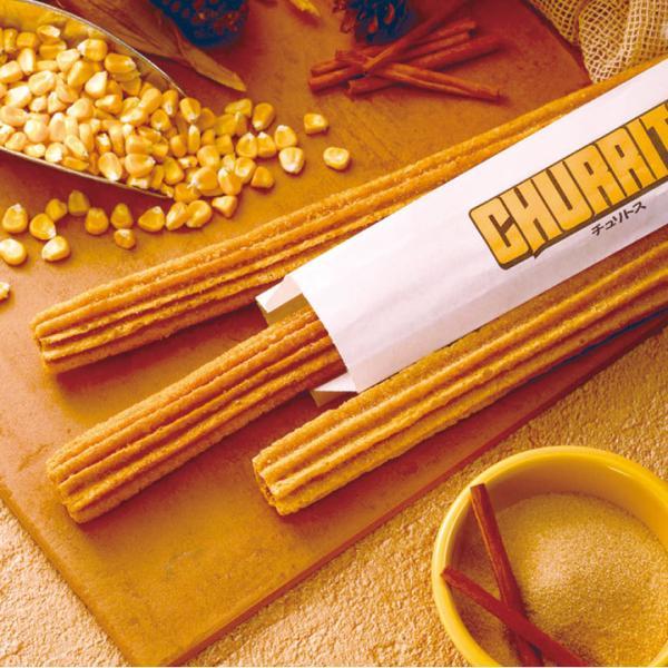 冷凍食品 業務用 チュリトス 100本入 (約55g×25本×4袋入) (ケース) 17357 おやつ 冷凍 洋菓子 デザートスナック チュロス