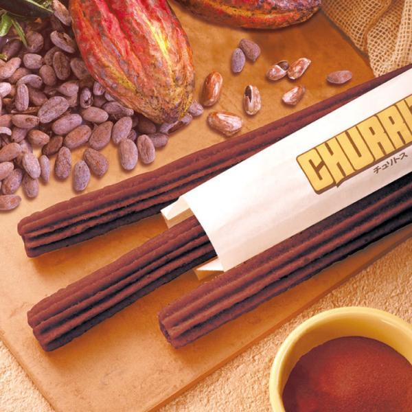 冷凍食品 業務用 チョコレートチュリトス 100本入 (約55g×25本×4袋入) (ケース) 17358 おやつ 冷凍 洋菓子 デザートスナック チュロス