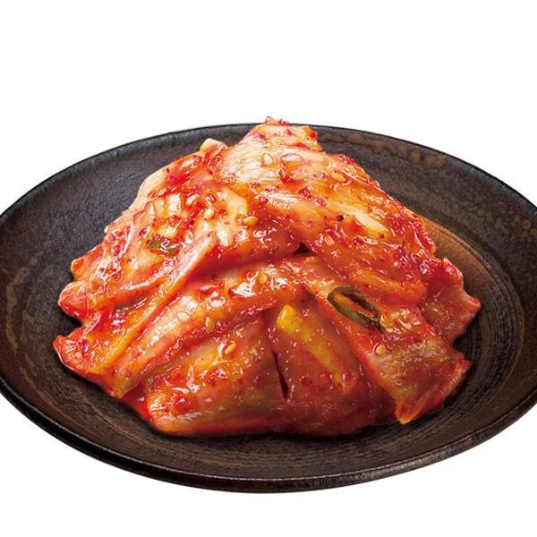 冷凍食品 業務用 濃厚 旨辛キムチ 500g 17363 本場韓国産 白菜キムチ K-FOODフェア2021キムチ