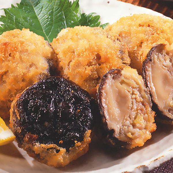 冷凍食品 業務用 椎茸肉詰めフライ (豚) 約30g×30個入 17378 弁当 一品 惣菜 弁当 揚物 しいたけ