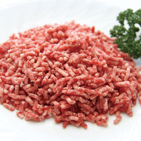 冷凍食品 業務用 合挽きミンチ 500g 17919 弁当 バラ凍結 牛肉 豚肉 ミンチ 肉