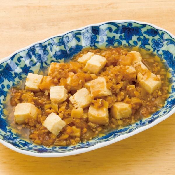 冷凍食品 業務用 マーボー豆腐 140g 18227 弁当 居酒屋 個食 国産 中華 定食 とうふ 中華一品