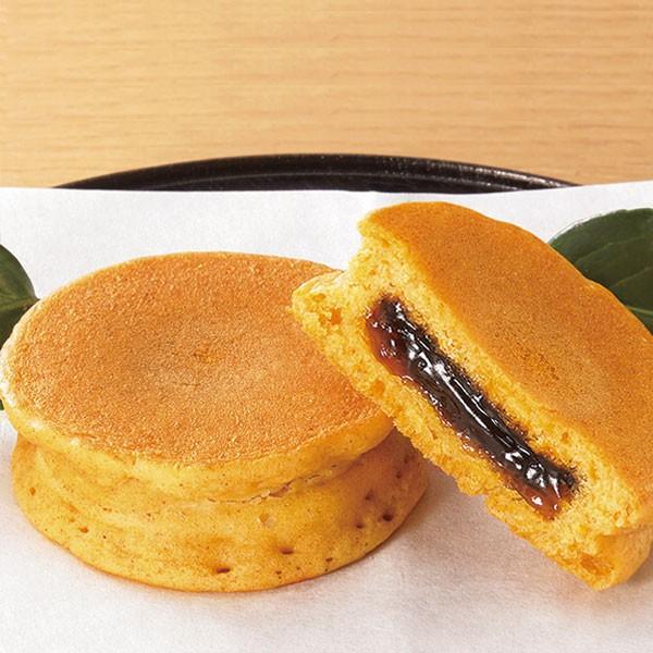 冷凍食品 業務用 和のパンケーキ (きなこ&黒糖蜜) 約25g×8個入 18430 和菓子 和風デザート 文化祭 レンジ