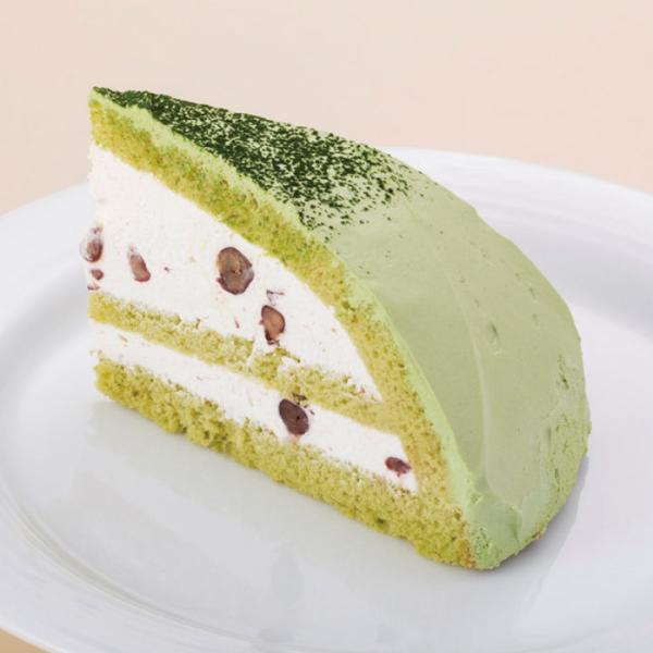 冷凍食品 業務用 ズコット・抹茶ケーキ 70g×5個入 18448 大納言入り ケーキ 洋菓子 ズコット 抹茶 デザート デザート