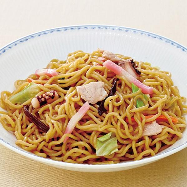 冷凍食品 業務用 麺が自慢の焼ちゃんぽん 1kg 18471 弁当 チャンポン 簡単調理 豚骨ベース 麺類 中華料理 ちゃんぽん