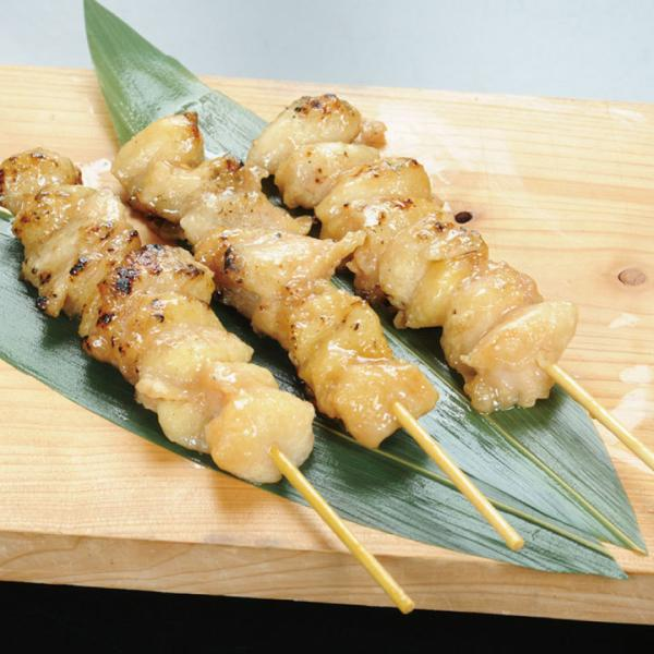 冷凍食品 業務用 素焼きぼんじり串 1.2kg (約30g×40本入) 18547 弁当 串焼き 肉料理 鶏肉 やきとり 焼き鳥 焼鳥