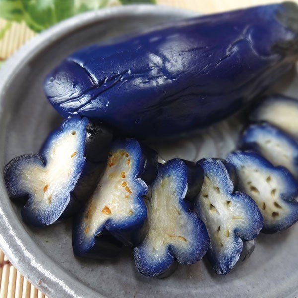 冷凍食品 業務用 浅漬け なす 2本入 (200g−240g) 18576 弁当 一品 漬物 なす ナス 茄子