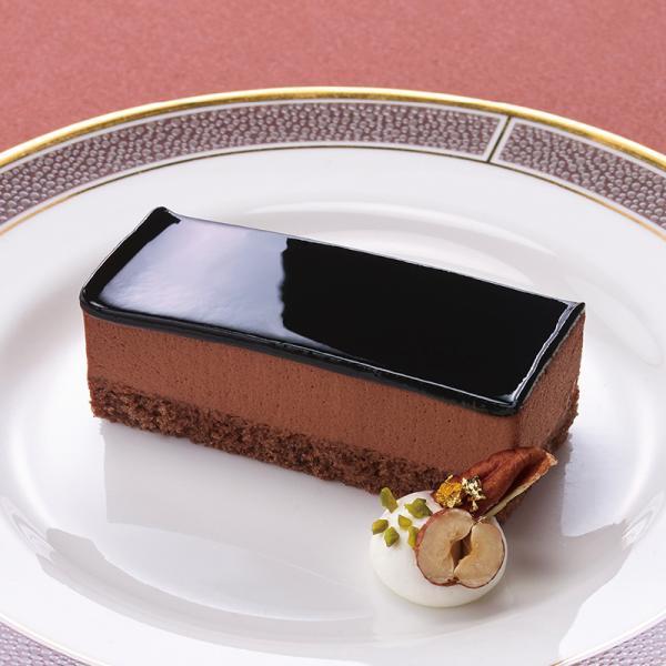 冷凍食品 業務用 フリーカットケーキ クーベルチュールショコラ (ベルギー産チョコレート使用) 430g 19128 カットなし チョコケーキ デザート