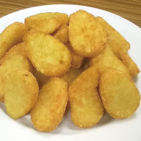 冷凍食品 業務用 ベルギー産ハッシュポテト (ミニ・ハッシュブラウン) 1kg (36〜42個入) 19521 弁当 ハッシュドポテト 揚物 じゃがいも ポテト