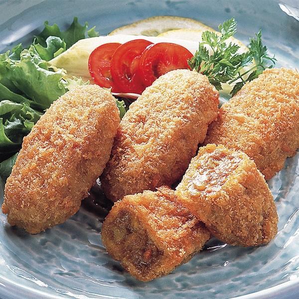 冷凍食品 業務用 カレールー包み揚げ 28g×20個入 19871 弁当 本格カレー カレー包み揚げ 洋食 カレー