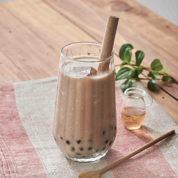 冷凍食品 業務用 即食 ブラックタピオカ 500g (14ブロック入) 20408 カフェ デザート スイーツ ドリンク ブーム 流行 もちもち デザート レンジ