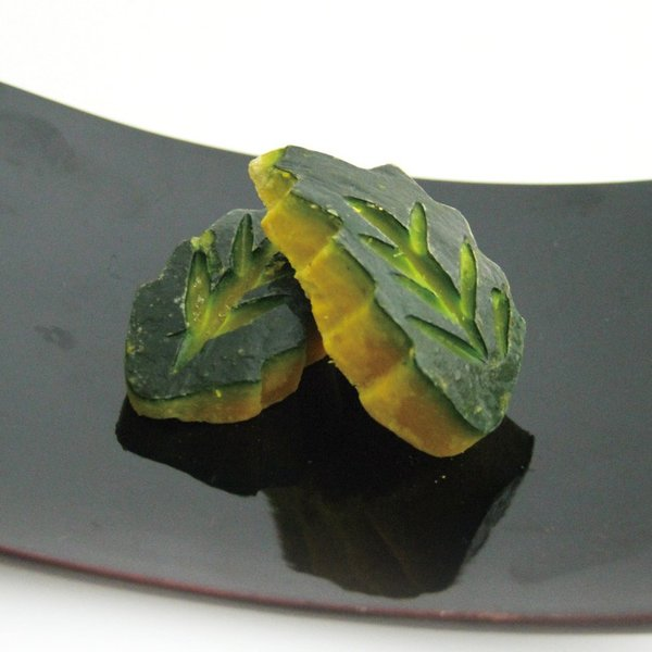 冷凍食品 業務用 木の葉かぼちゃ 約18〜22g×50個入 20516 弁当 冷凍野菜 カット野菜 カボチャ 南瓜 お弁当